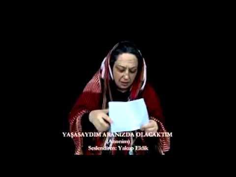 Şehit askerinin annesine son mektubu
