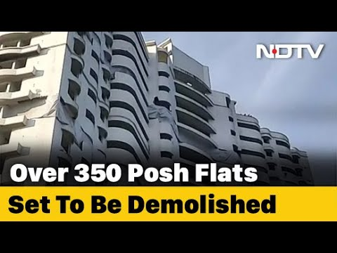 4 Posh Kochi Flat Complexes To Be Razed In Mega Demolition From Today