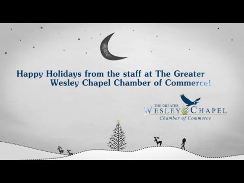 WC Chamber of Commerce  Holiday Greeting