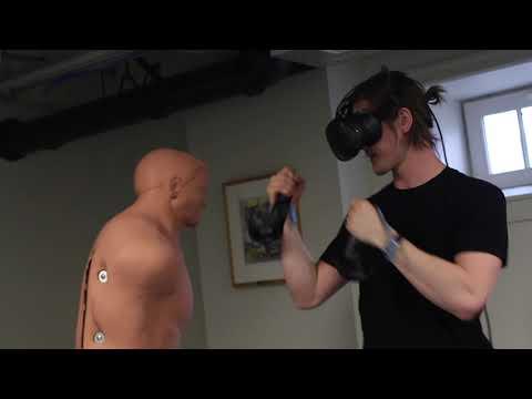 It's Triggy! | VR Haptic Feedback Part 5