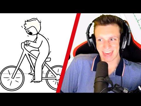 """Firegoden REAGIERT auf """"Deswegen HASSE ich es Fahrrad zu fahren"""" von Wailam"""
