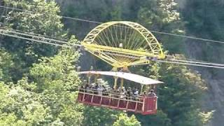 Niagara Falls WHIRLPOOL & SPANISH AERO CAR