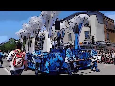 Parade Today by Kathy Vivian Fabian