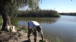 24 Рибалка ляща, пневматичний пістолет