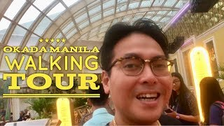 2018 Okada Manila Walking Tour Entertainment City Philippines by HourPhilippines.com