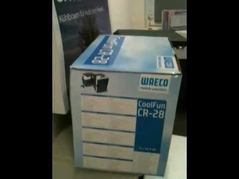 Auto Kühlschrank Waeco : Cr waeco kühlbox auto lkw v v waeco coolfun cr