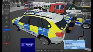 Roblox-Borough of Guildley-Metropolitan Police-Roundbout problems-AFO