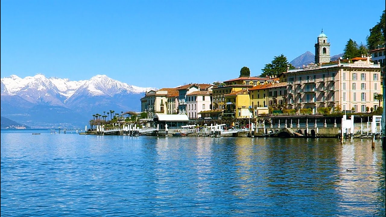 BELLAGIO ITALY  Before is was a casino it was a city