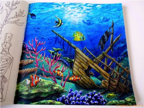 Romantic Country The Second Tale Underwater Part 3