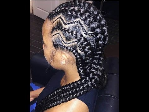Lovely cornrow braid styles best cornrow styles for ladies youtube lovely cornrow braid styles best cornrow styles for ladies urmus Images