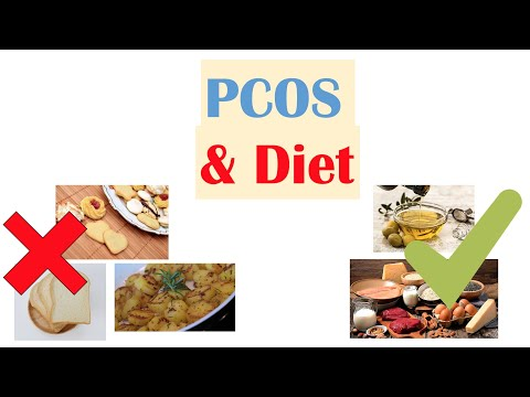 Polycystic Ovary Syndrome (PCOS) & Diet | Mediterranean vs. Ketogenic vs. Low-AGE vs. Vegetarian