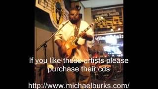Mean Old Lady - Michael Burks - Make It Rain