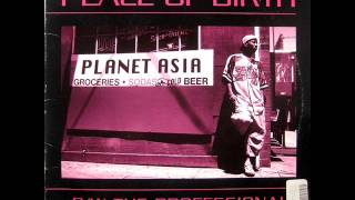 Planet Asia - Place Of Birth (Instrumental) (prod. Evidence)