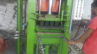 Fly ash Brick Machine plant model Lm04 plus