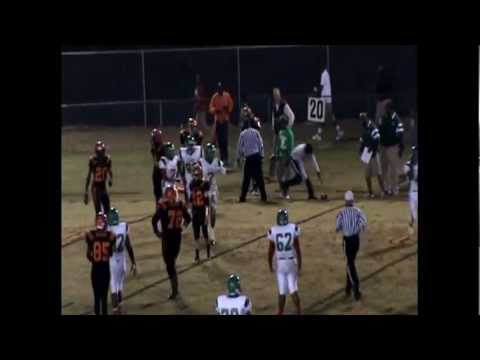 Jordan Pratt #4 Calhoun City High School