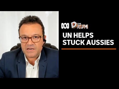 UN human rights committee steps in to assist two Australians to return home | The Drum