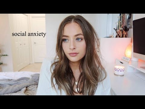 Living With Social Anxiety | My Story & Advice