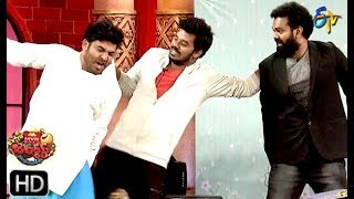 Sudigaali Sudheer Performance | Extra Jabardasth | 11th January 2019   | ETV Telugu