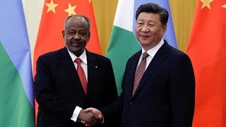 China, Djibouti sign new agreements under Belt and Road
