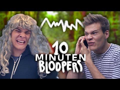 10 MINUTEN BLOOPER SPECIAL 3 | Joey's Jungle