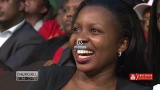 Nasra - Meru men are the most handsome in Kenya.