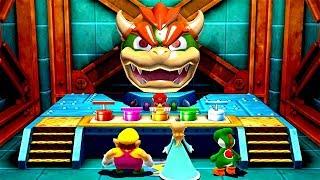 Mario Party The Top 100 Minigames - Mario vs Yoshi vs Rosalina vs Wario