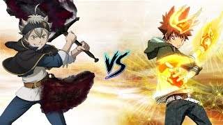 Black Clover vs Katekyo Hitman Reborn | Openings 1-8