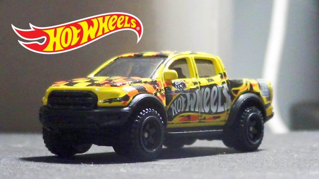 Hot Wheels 2019 Hot Trucks '19 Ford Ranger Raptor (New For