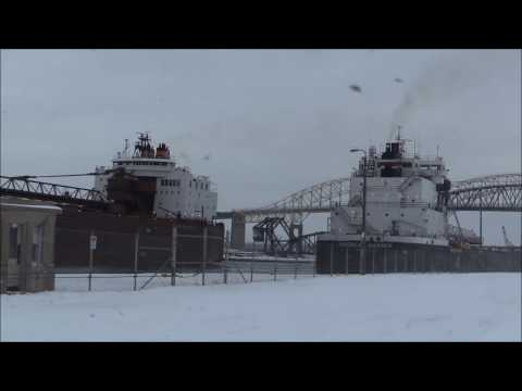 Paul R. Tregurtha 1000 Foot Great Lakes Freighter