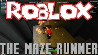 Greg and William Play Roblox - The Maze Runner!