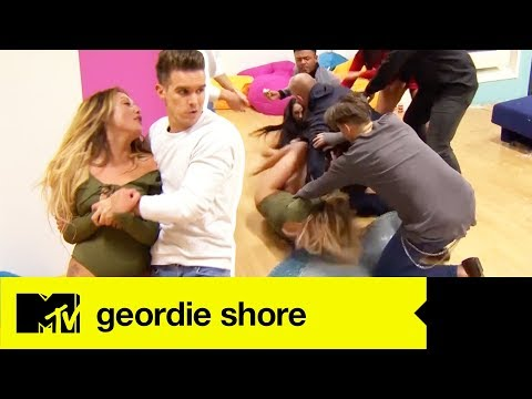 The BIGGEST & CRAZIEST Fights In Geordie Shore History | Geo