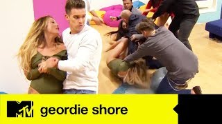 The BIGGEST & CRAZIEST Fights In Geordie Shore History | Geordie Shore