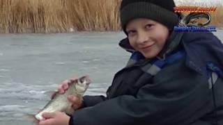 Зимняя рыбалка на крупную воблу на Ушкуле 07 ю12 19