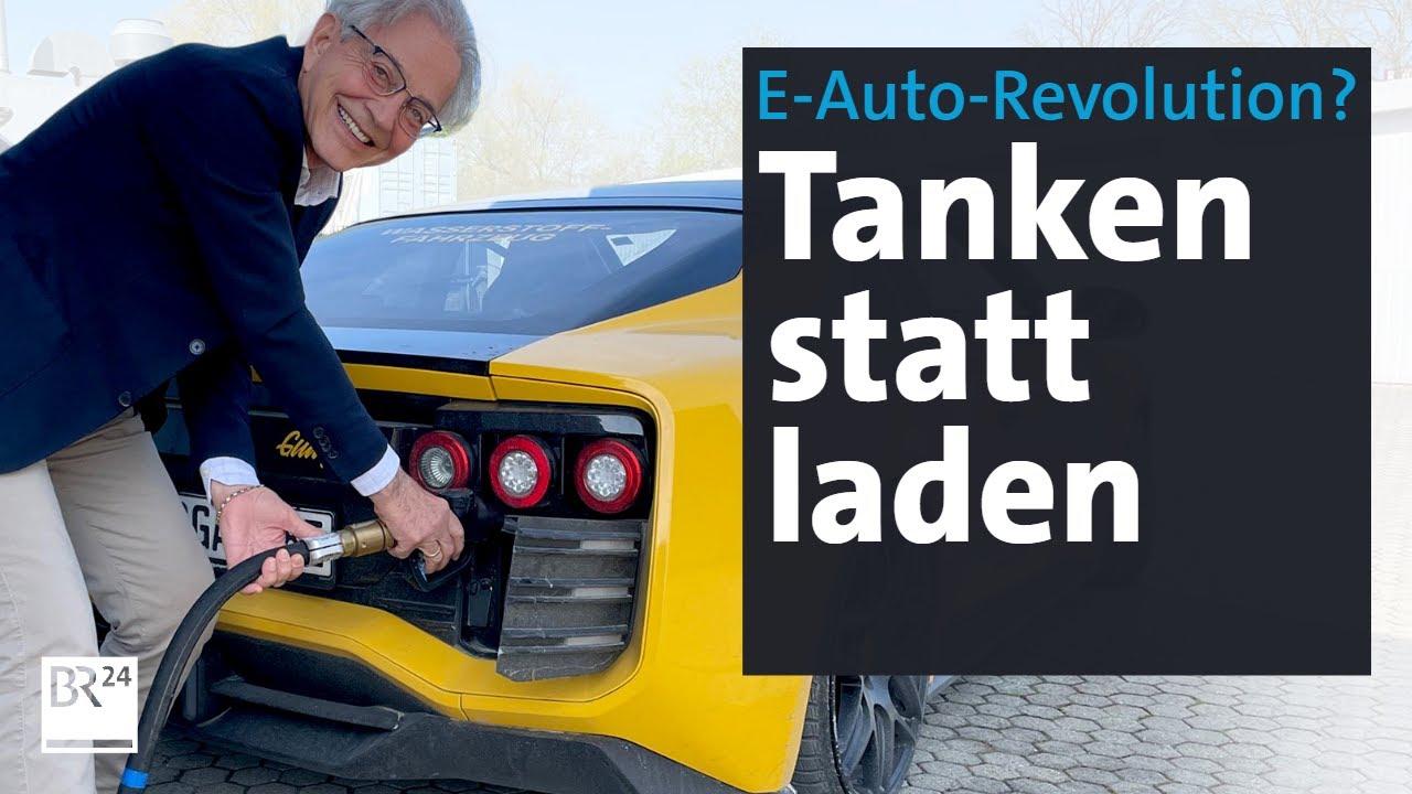 Auto mit Methanol-Brennstoffzelle - 3 Minuten tanken, 800 Kilometer fahren