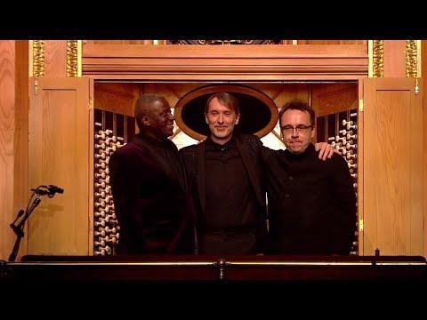 Grand Organ Celebration: Three world-class organists take on Widor's Toccata