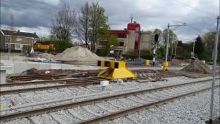 dag 12  Spoorwerk in Assen -foto-dia 27 april