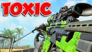 Search and Destroy is Toxic and Funny..