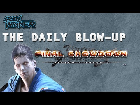 VF5FS: The Daily Blow Up -A Stunning Loss of Rank
