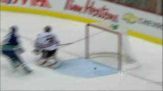 Mats Sundin 2-1 Goal Vs the Blackhawks on Game 5 of the 08/09 Playoffs in HD