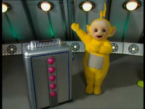 Teletubbies  -  Tubby Toast