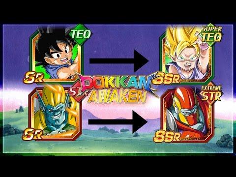 DOKKAN AWAKENING - Undying SuperPower Goku GT & Mighty Machine Mutant General Rildo - Dokkan Battle