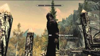 Elder Scrolls Skyrim - How to Fix Glitched Quest: The Cursed Tribe [PS3][HD]