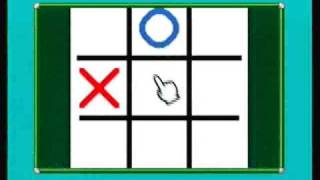 Summer Challenge Entry, & Playing a game of Tic-Tac-Toe
