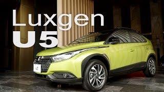 Luxgen U5 智慧新跨界 試駕- 廖怡塵【全民瘋車bar】68