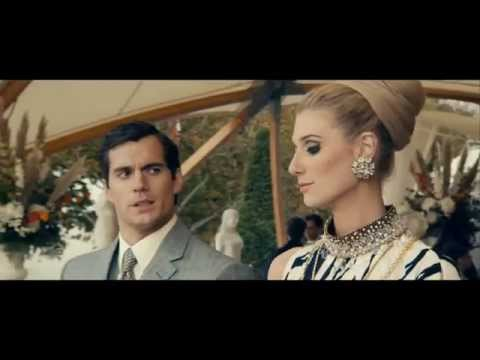 4K Movie Trailer  The Man From U N C L E  Trailer  1   4K Ultra HD 2015 Henry Cavill Spy Movie Poster