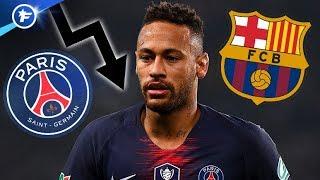 Le PSG accepte de baisser le prix de Neymar | Revue de presse