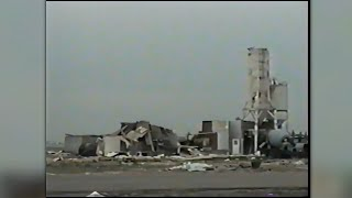 Pilot Butte, SK. 1995 Plow Wind Aftermath (Extended)