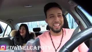 EdwinElCapoTV - Rapeando como Badbunny  ( BROMA )