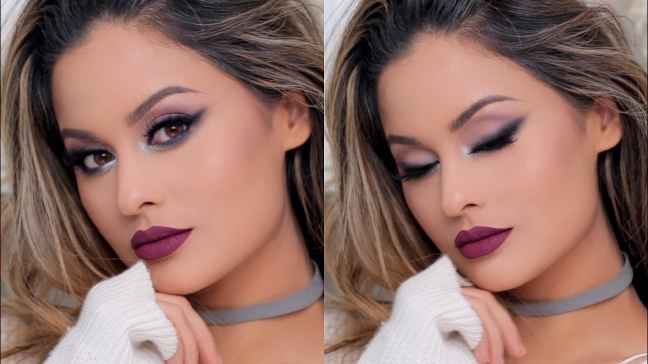 Kylie Jenner Holiday Collection Makeup Tutorial You ...