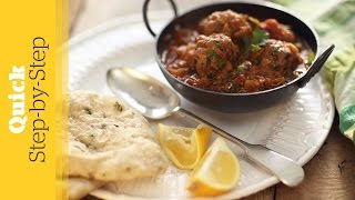 How To Cook Authentic Lamb Kofta (meatballs) Recipe With Hari Ghotra